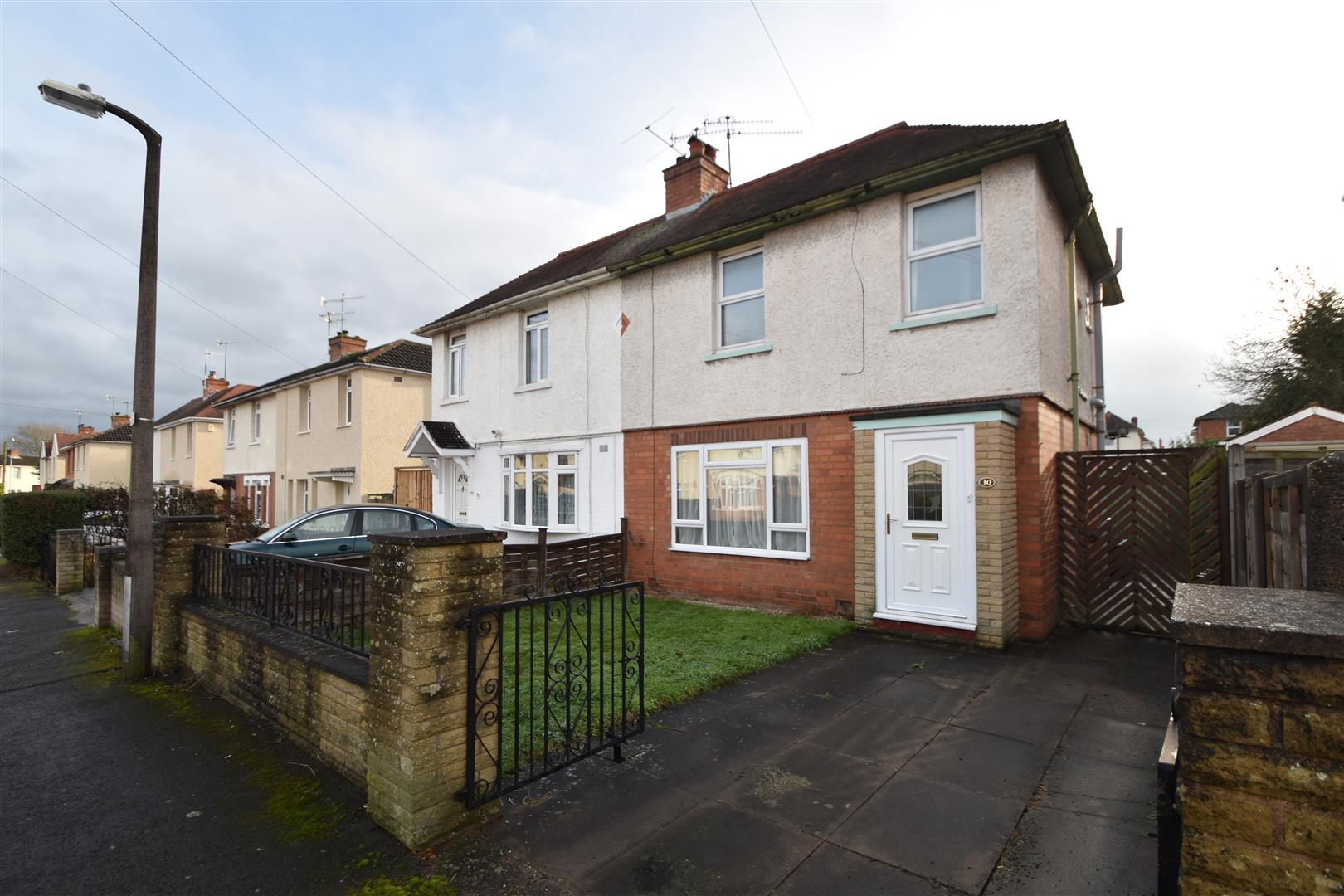 3 Bedrooms Semi Detached House for sale in Ransome Ave, Worcester
